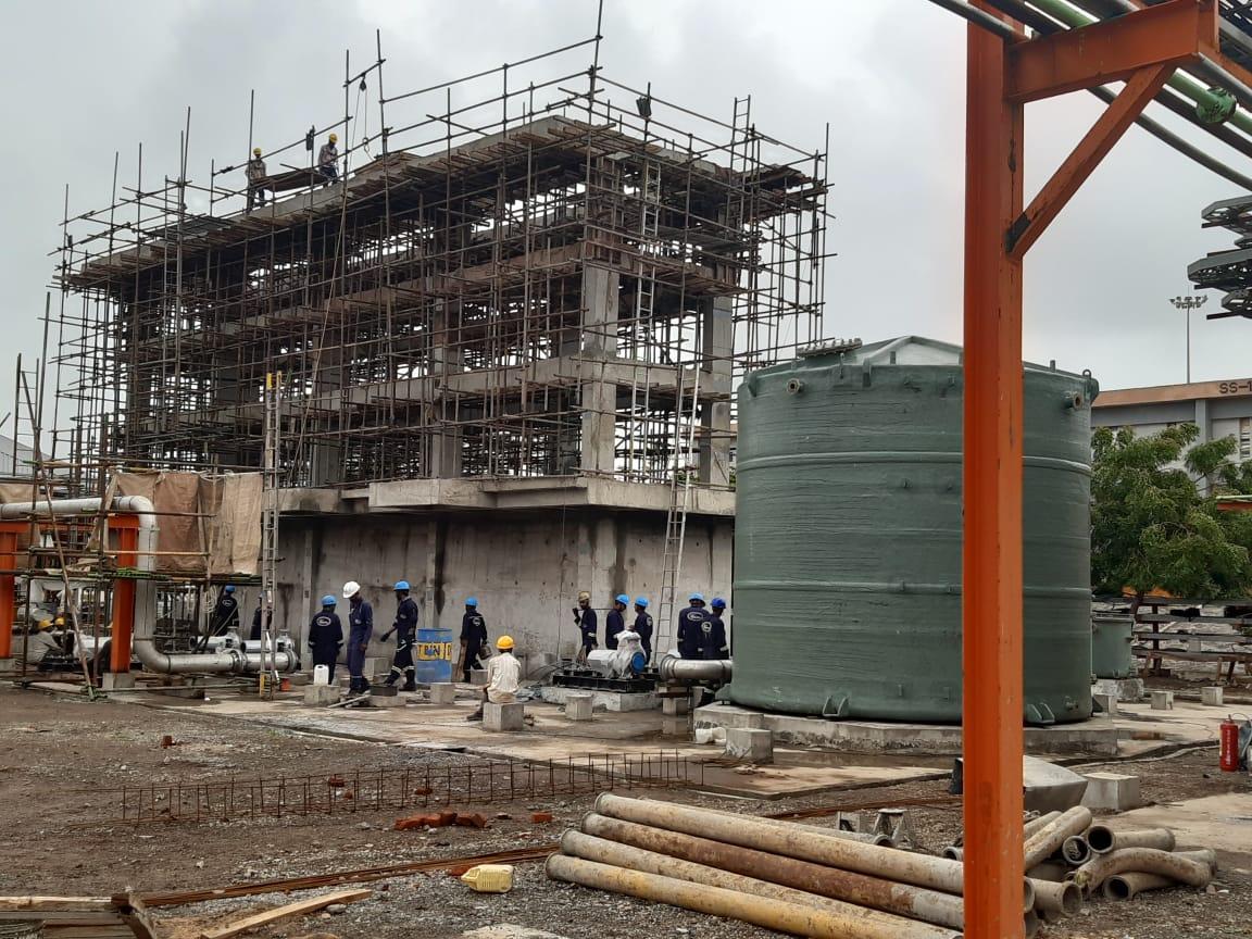 Nayara Energy (Essar Oil Ltd ) – Oil Refinery Project